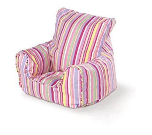 Candy Stripe Bean Chair - Cover Only