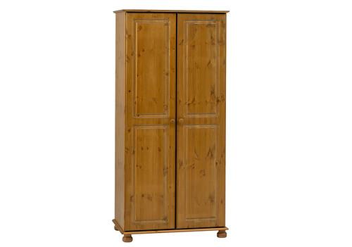 Richmond Pine Wardrobe 2 Doors