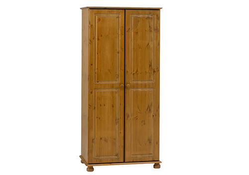 Richmond Pine Wardrobe 2 Doors