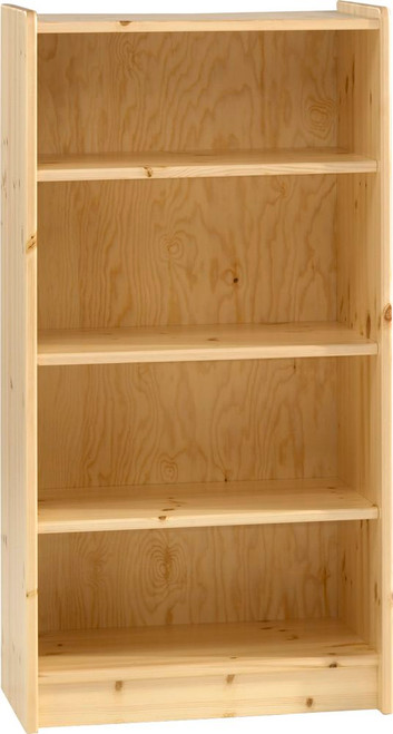 Kids Rooms' Pine Tall Bookcase