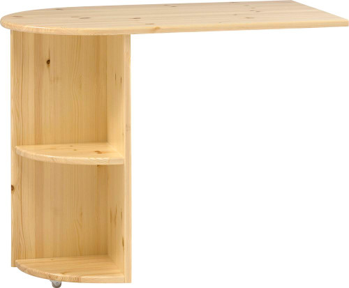 Kids Rooms' Pine Pull Out Desk