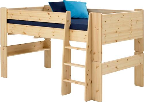 Kids Rooms' Pine Mid Sleeper