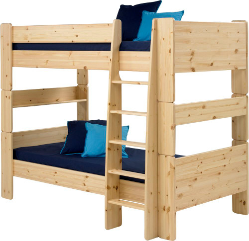Kids Rooms' Pine Bunk Bed