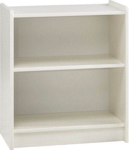 Kids Rooms' White Low Bookcase