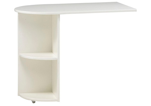Kids Rooms' White Pull Out Desk