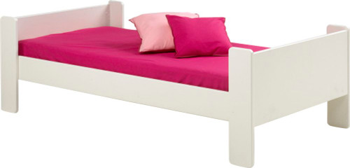 Kids Rooms' White Single Bed