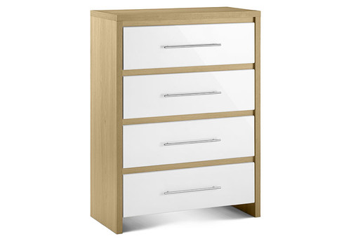 Stockholm Chest of 4 Drawers