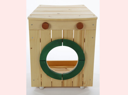 Outdoor Role-Play Washing Machine