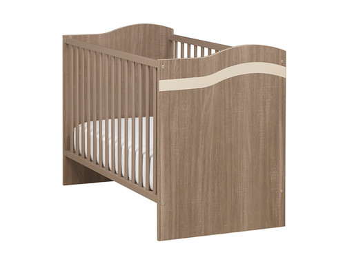 Pablo Oak Cot Bed