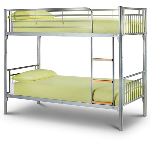 Atlas Slim Aluminium Bunk Bed