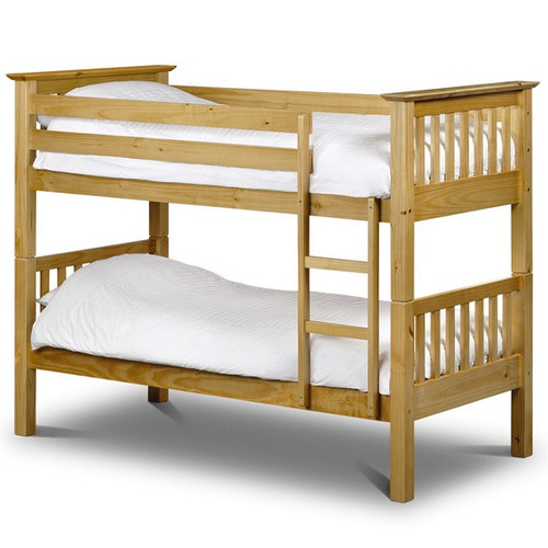 Barcelona Bunk Bed in Pine
