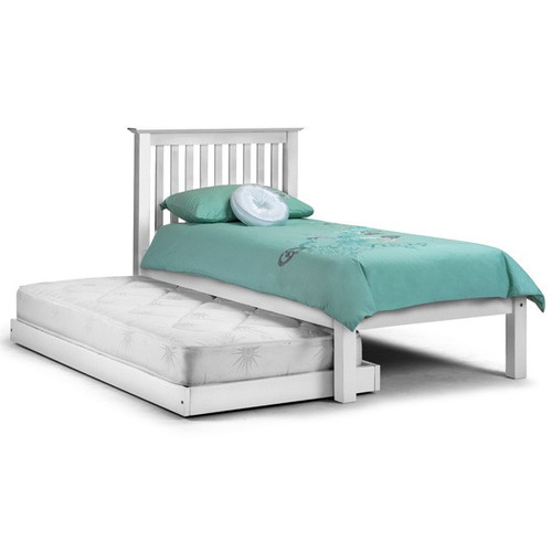 Barcelona Hideaway Guest Bed in White