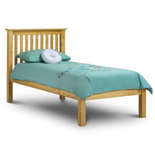 Barcelona Single Bed in Pine