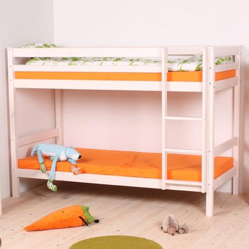 Zennos Whitewash Bunk Bed