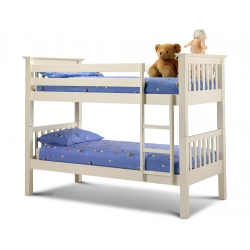 Barcelona Bunk Bed in White