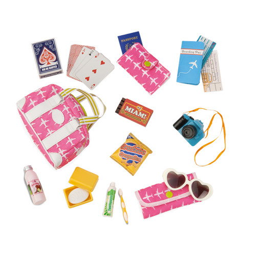 Bon Voyage Travel Set