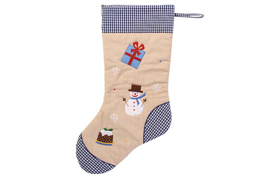 Boy's Christmas Stocking
