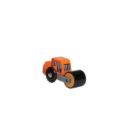 Orange Wooden Roller