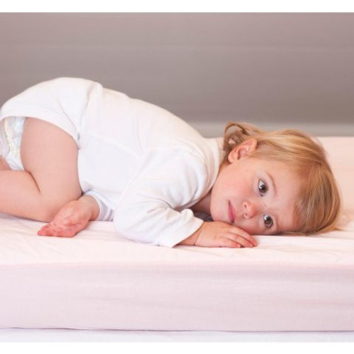 Tencel Fitted Cot Bed Mattress Protector