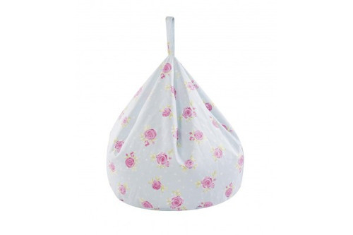 Country Flowers Bean Bag