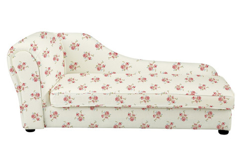 Rose Natural Chaise Longue