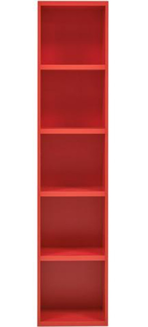 Dakota Red Bookcase