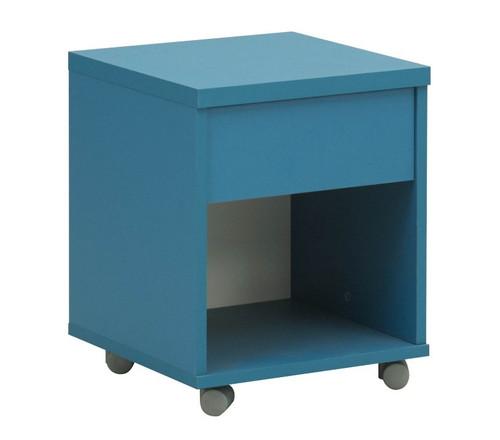 Dakota Blue Bedside Cabinet
