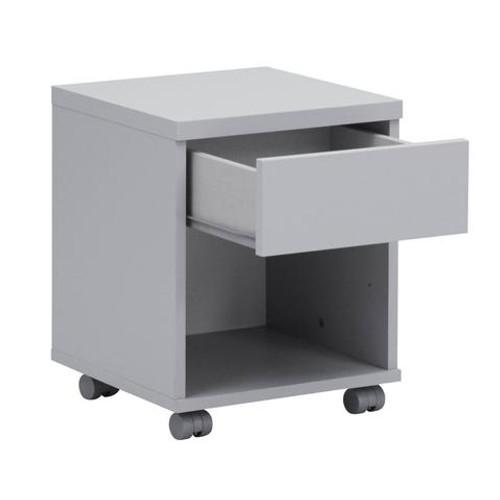 Dakota Grey Bedside Cabinet