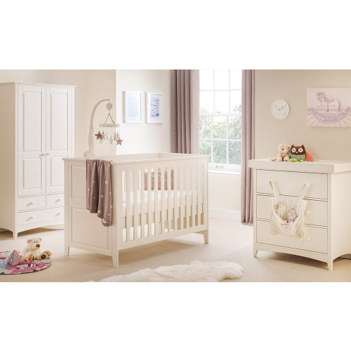 Cameo Cotbed/ Toddler Bed