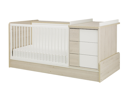 Little Dove Compact Cot Bed