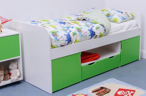 Treehouse Furniture Charterhouse Green Cabin Bed