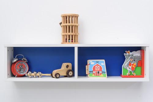 Treehouse Furniture Charterhouse Blue Bookshelf
