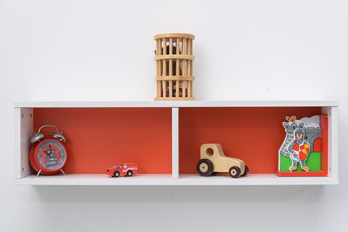 Treehouse Furniture Charterhouse Red Bookshelf