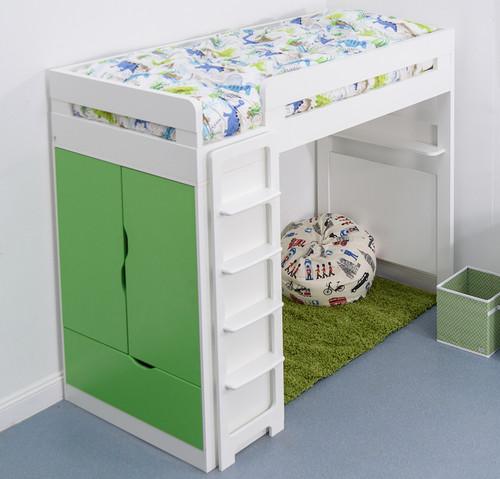 Treehouse Furniture Charterhouse Green High Sleeper