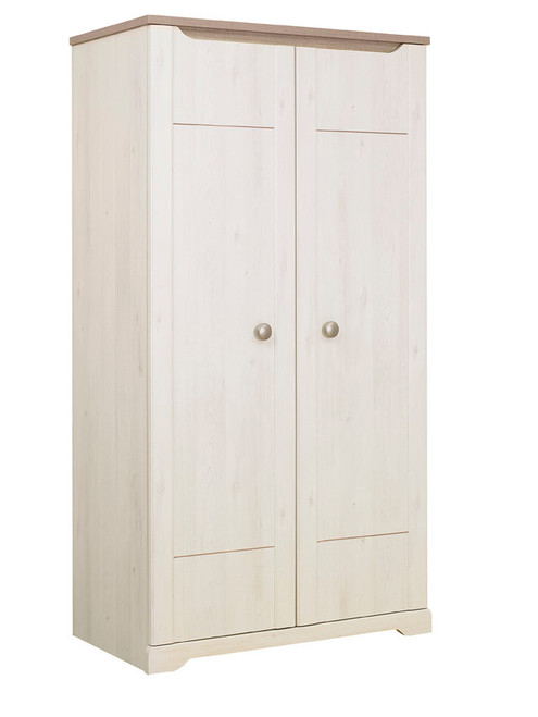 Louise double wardrobe