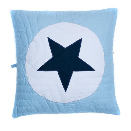 NEW Blue Star Cushion