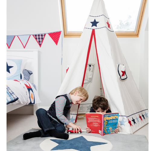 info for cd997 5c0fa Star Teepee Tent