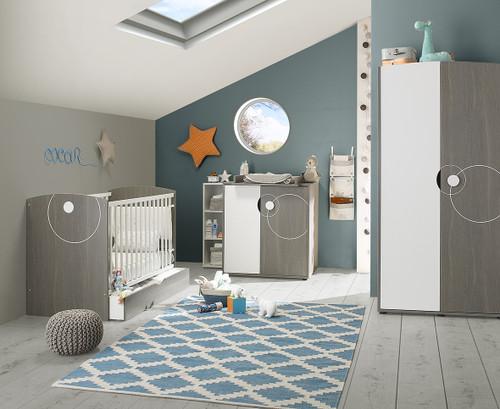 Oscar nursery roomset