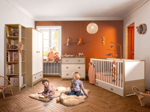Olympe nursery roomset