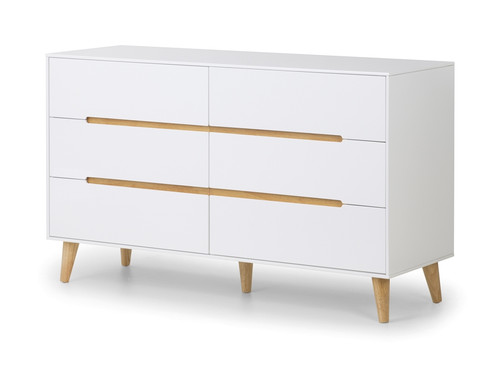 Alicia Chest of Drawers 3+3