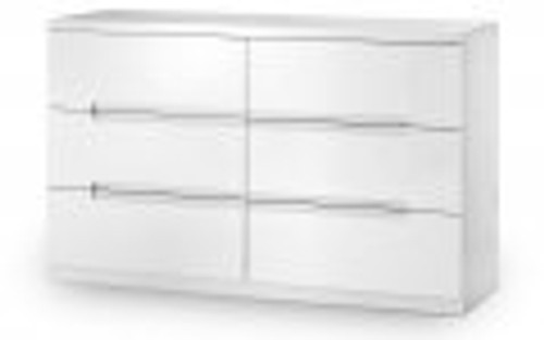 Olivia Chest of Drawers 3+3
