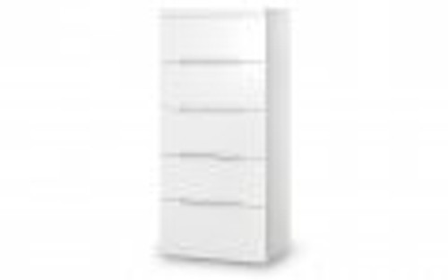 Olivia Tall Chest of Drawers