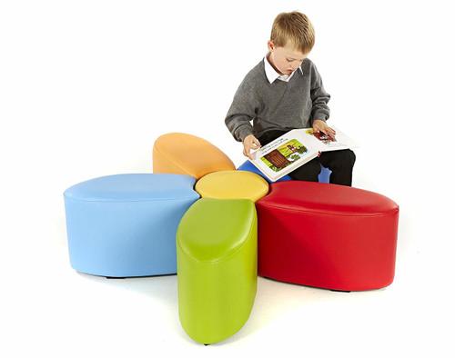 An image of Petal Seating Set