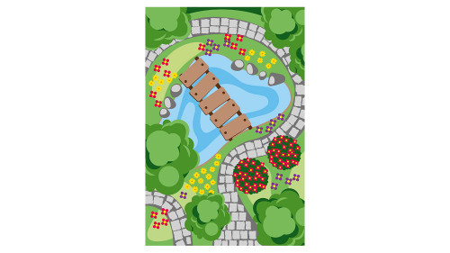 An image of Back to Nature™ Garden Outdoor Mat