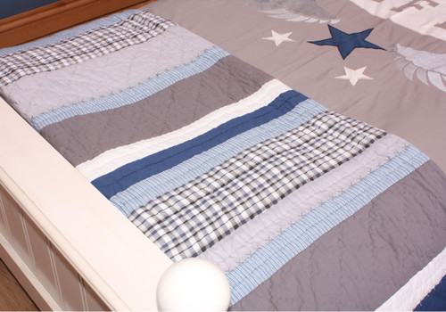An image of All Star Varsity Single Quilt