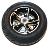 "Complete Factory Front Street 6.5"" Wheel (Black) Hyper-Racing 2000w 2 Piece Wheel"