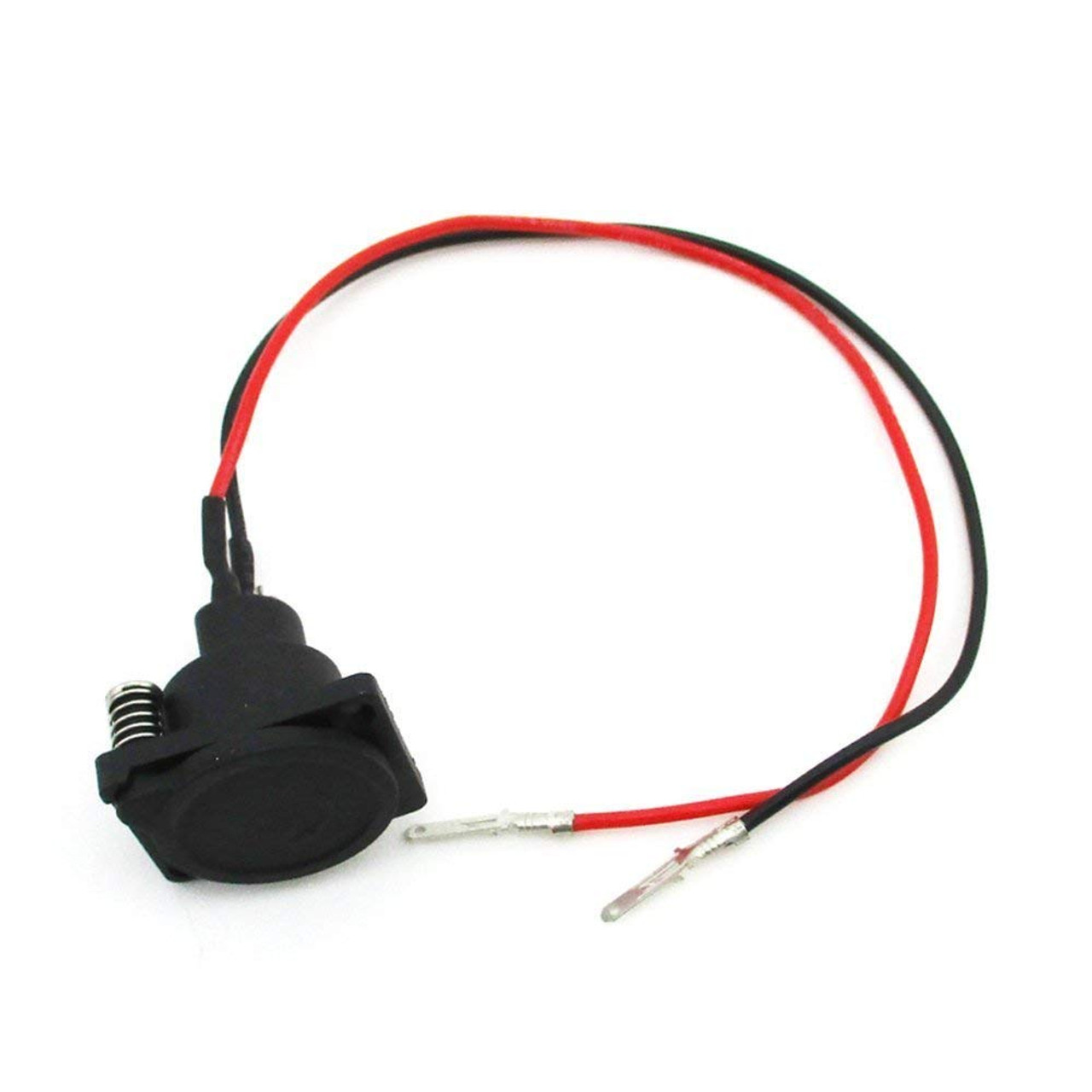 3 pole Battery input charger port