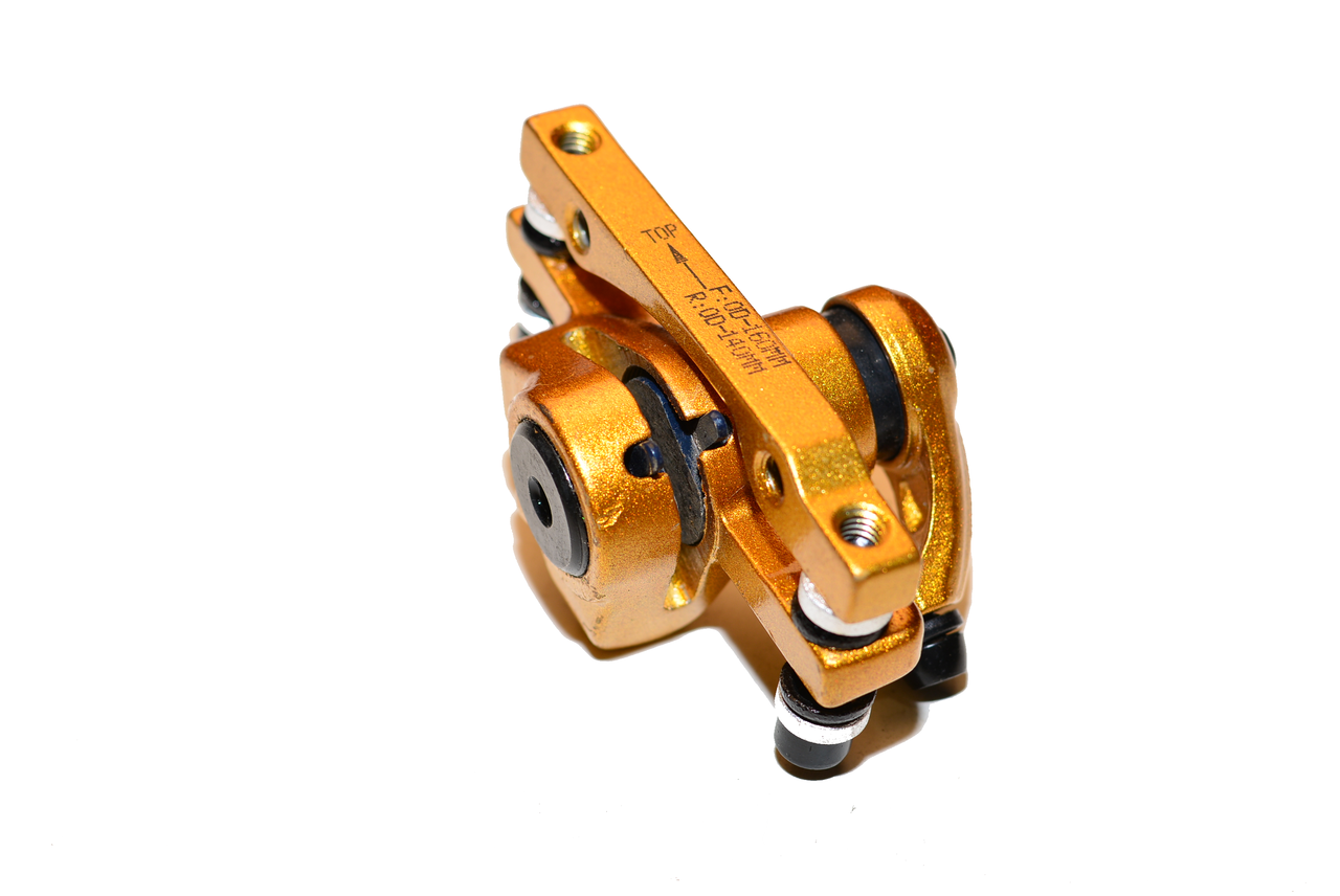 Front or Rear Brake Caliper Type 2 color (Gold)