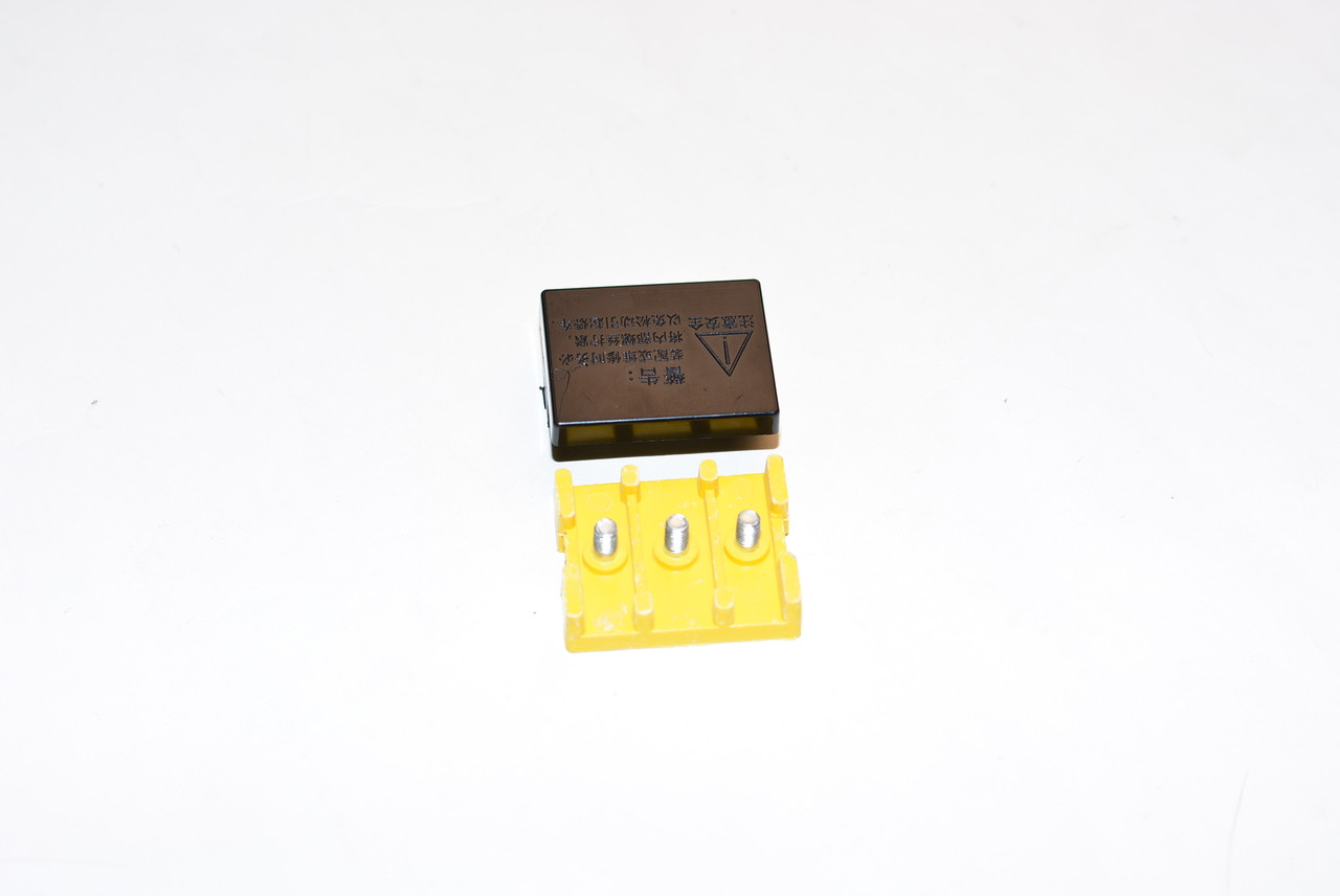 3 pole Terminal block for Motor wires