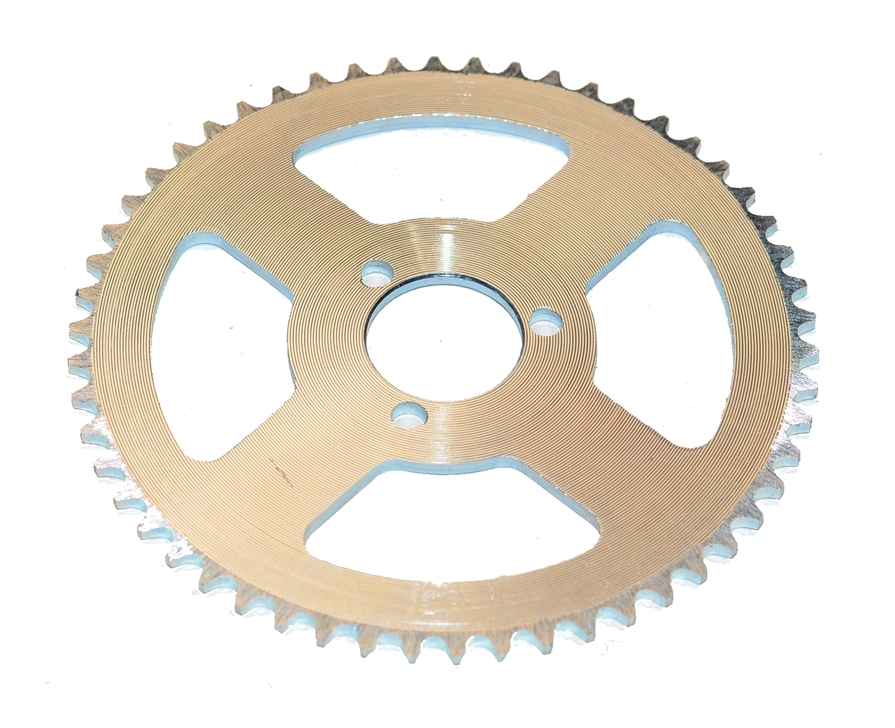 "Replacement Rear 3 bolt Sprocket for Hyper Racing 1800/2000w Scooter 3 bolt (10""Wheels)"